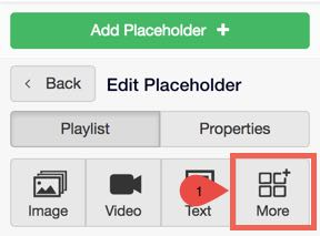 Use the Google Spreadsheet Widget – Rise Vision Digital Signage Help